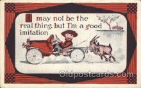 xrt071009 - Artist Signed Cobb Shinn, Postcard Postcards
