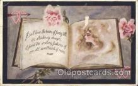 xrt071012 - Artist Signed Cobb Shinn, Postcard Postcards