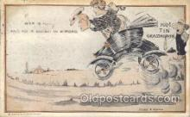 xrt071013 - Artist Signed Cobb Shinn, Postcard Postcards