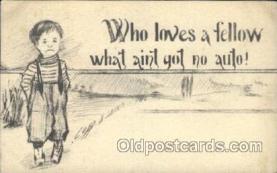 xrt071018 - Artist Signed Cobb Shinn, Postcard Postcards