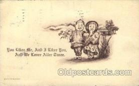 xrt071026 - Artist Signed Cobb Shinn, Postcard Postcards
