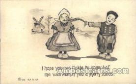 xrt071027 - Artist Signed Cobb Shinn, Postcard Postcards