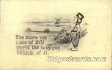 Artist Shinn, Cobb Shinn, Postcard Post Card