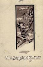 xrt071202 - Artist Signed Cobb Shinn, Postcard Postcards