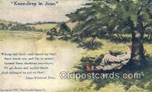xrt071233 - Artist Shinn, Cobb Postcard Post Card, Old Vintage Antique