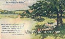 xrt071234 - Artist Shinn, Cobb Postcard Post Card, Old Vintage Antique