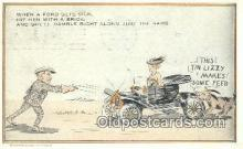 xrt071251 - Artist Shinn, Cobb Postcard Post Card, Old Vintage Antique