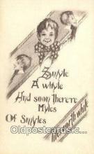 xrt071264 - Artist Shinn, Cobb Postcard Post Card, Old Vintage Antique