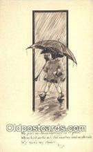 xrt071268 - Artist Shinn, Cobb Postcard Post Card, Old Vintage Antique