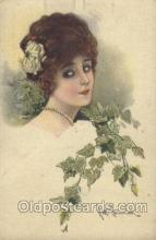 Artist A. Simonetti Postcard Post Card