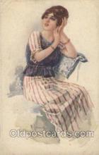 xrt072008 - Artist Signed A. Simonetti Postcard Postcards