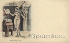 xrt073004 - Artist Signed A. Silvestre, Postcard Postcards