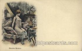 xrt073007 - Artist Signed A. Silvestre, Postcard Postcards
