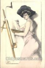 xrt078012 - Artist Signed Jean Tam Postcard Postcards