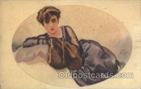 xrt079016 - Artist Signed A. Terzi Postcard Postcards