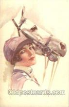 Artist A. Terzi Postcard Post Card