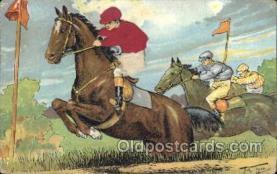 xrt081001 - Artist Signed Arthur Thiele, Postcard Postcards