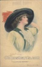 xrt083023 - Artist Signed Clarence Underwood, Postcard Postcards
