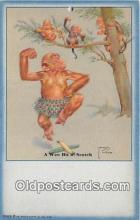 xrt089071 - Artist Lawson Wood Wee Bit O' Scotch Postcard Post Card