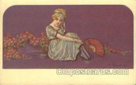 xrt090024 - Artist Signed A. Zandrino Postcard Postcards