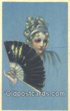 xrt090025 - Artist Adelina Zandrino Postcard Post Card Old Vintage Antique