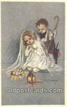 xrt090028 - Artist Zandrino, Adelina Postcard Post Card Old Vintage Antique