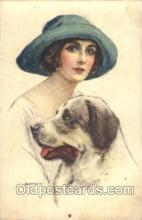 Alberto Bianchi (Italy) Artist Postcard Post Card