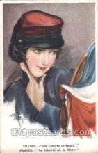 xrt094004 - Arthur Butcher (Great Britain) Artist Signed Postcard Postcards