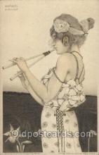 xrt096005 - Artist Signed Raphael Kirchner Postcard Postcards