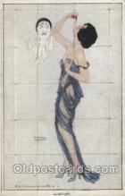 xrt096016 - Artist Signed Raphael Kirchner Postcard Postcards