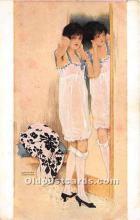 xrt096146 - Artist Raphael Kirchner Old Vintage Postcard