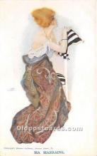 xrt096155 - Artist Raphael Kirchner Old Vintage Postcard