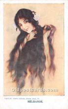 xrt096176 - Artist Raphael Kirchner Old Vintage Postcard