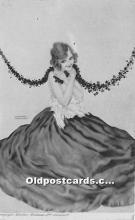 xrt096180 - Artist Raphael Kirchner Old Vintage Postcard