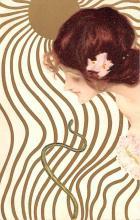 xrt096183 - Artist Raphael Kirchner Old Vintage Postcard