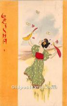 xrt096187 - Artist Raphael Kirchner Old Vintage Postcard