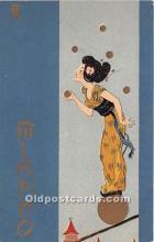 xrt096189 - Artist Raphael Kirchner Old Vintage Postcard
