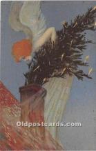 xrt096201 - Artist Raphael Kirchner Old Vintage Postcard