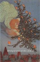 xrt096215 - Artist Raphael Kirchner Old Vintage Postcard