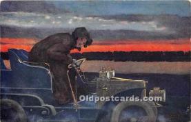 xrt096221 - Artist Raphael Kirchner Old Vintage Postcard