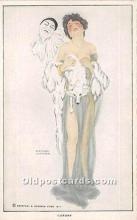xrt096236 - Artist Raphael Kirchner Old Vintage Postcard