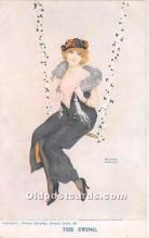 xrt096239 - Artist Raphael Kirchner Old Vintage Postcard