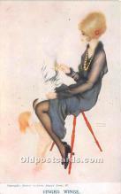 xrt096242 - Artist Raphael Kirchner Old Vintage Postcard
