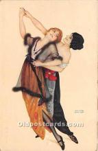 xrt096251 - Artist Raphael Kirchner Old Vintage Postcard