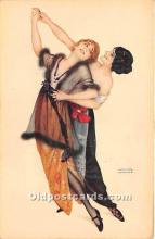 xrt096252 - Artist Raphael Kirchner Old Vintage Postcard