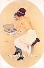 xrt096254 - Artist Raphael Kirchner Old Vintage Postcard