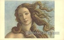Botticelli Art Postcards Post Card