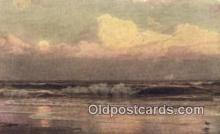 xrt100124 - William Trost Richards Art Postcards Post Cards Old Vintage Antique