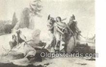 xrt100129 - Gianbattista Tiepolo, Venetian Art Postcards Post Cards Old Vintage Antique
