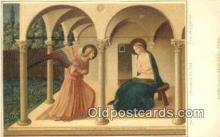 Fra Angelica Art Postcards Post Card